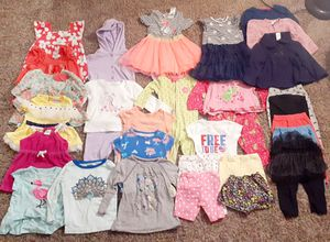 Baby Girl 18 month clothing lot (30+ items!) Name brands, EXCELLENT condition for Sale in Tigard, OR