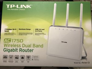 Tp-Link Archer c8 Router for Sale in Alexandria, VA