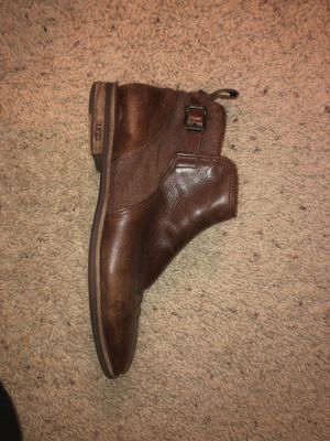 Size 7 ugg ankle boots for Sale in Summerfield, NC