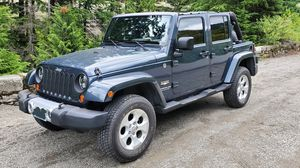 2008 Jeep Wrangler Sahara Low miles for Sale in Auburn, WA