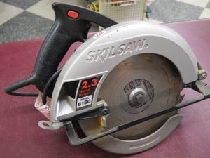 SKIL CLASSIC 5150 SKILSAW 7-1/4 INCH CIRCULAR SAW for Sale in Columbus, OH