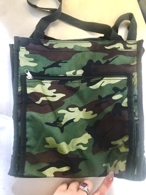CAMO lunch bag cooler for Sale in Sacramento, CA