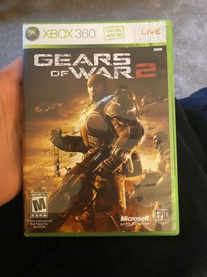 Gears of war 2 Xbox 360 for Sale in Fairport, NY