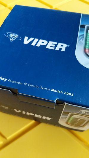 viper 3203 responder le manual