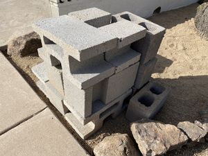 MULTIPLE! Free! Different Sized cinder blocks! Free! for Sale in Phoenix, AZ