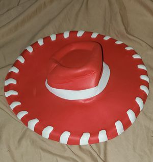 Youth Kids Boys Girls Costume Disney Jessie from toy story's hat for Sale in Pinellas Park, FL