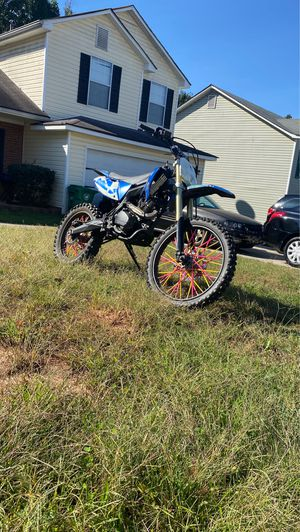 Xmoto Dirt bike 250cc for Sale in Lithonia, GA