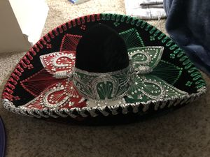 Authentic Mexican Sombrero for Sale in Snohomish, WA