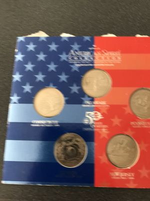 1995 American Spirit State Coin Collection for Sale in Brick, NJ