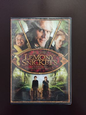 Lemony Snicket's Series of unfortunate events for Sale in Alexandria, VA