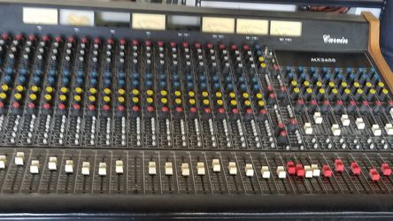 Carvin MX 2488 mixing board for Sale in Sunnyvale,  CA