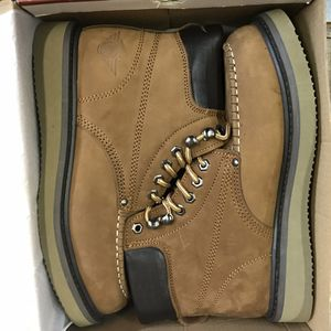 Oil Resistant Work Boots Size 6-9 for Sale in Downey, CA