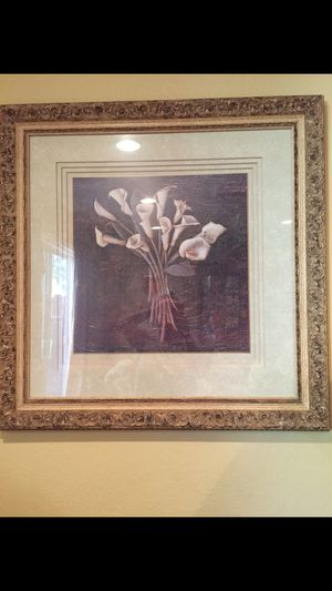 Huge picture art frame for Sale in Modesto, CA