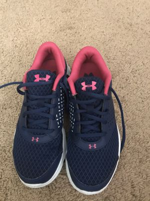 Girls under armour shoes for Sale in Converse, TX