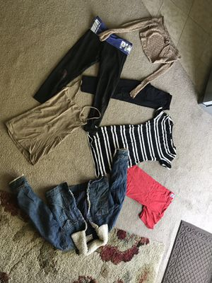 Size medium woman's clothing for Sale in Mystic Islands, NJ