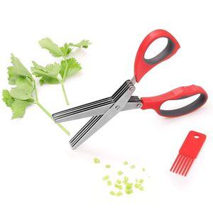 Kitchen Shears Multi Blade Herb Scissors Chopping Utensil for Sale in Santa Fe, NM