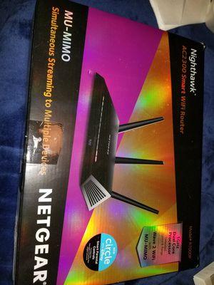 Netgear Nighthawk AC2300 Smart Wifi Router for Sale in Lewisville, TX