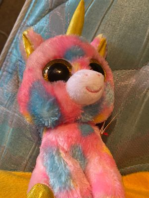 Beanie baby unicorn for Sale in Lacey, WA