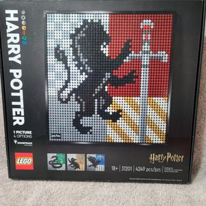 LEGO Harry Potter 31201, 4249 pieces for Sale in Mesa, AZ