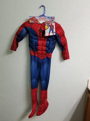 Spiderman costume kids for Sale in Peoria, AZ