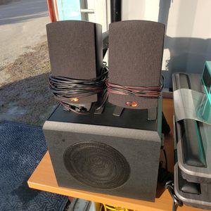 Klipsch THX 2.1 for Sale in Beulaville, NC