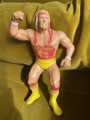 WWF Titan Sports Red Shirt Hulk Hogan In Good Shape Check Pics Rare 1988 for Sale in Burien, WA