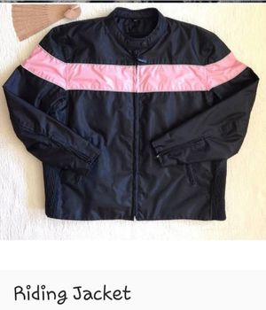 Woman's Motorcycle Riding Jacket for Sale in Pittsburgh, PA