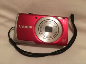 Canon digital camera for Sale in Yakima, WA