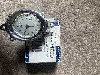 Maserati Analog Dash Clock for Sale in Tempe,  AZ