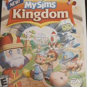 MY SIMS KINGDOM (Nintendo Wii + Wii U) for Sale in Lewisville, TX