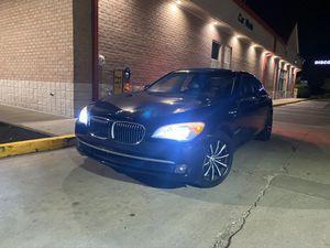 2012 bmw 750li xdrive for Sale in Columbus, OH