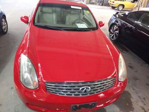 2004 sexy g35 coupe for Sale in Boston, MA