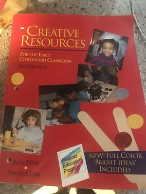 Early version of Creative Curriculum for Sale in Framingham, MA