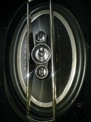 6x9s Rockford Fosgate punch for Sale in Louisville, KY