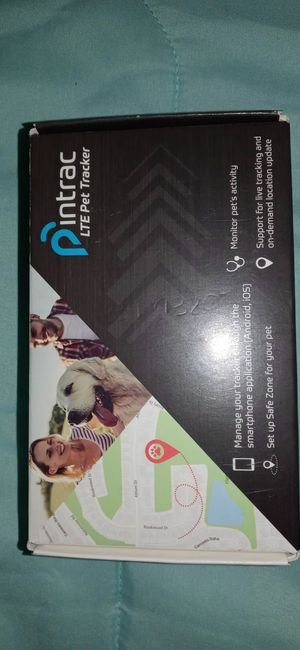 Pintrac LTE pet tracker for Sale in Wichita, KS