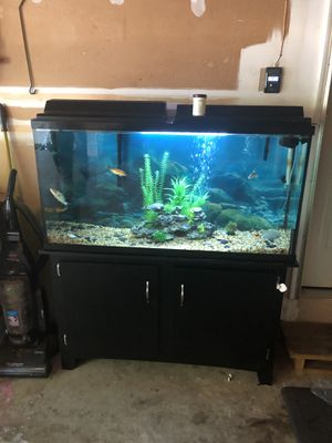 Fish tank. Brand new. Full set for Sale in Sterling, VA