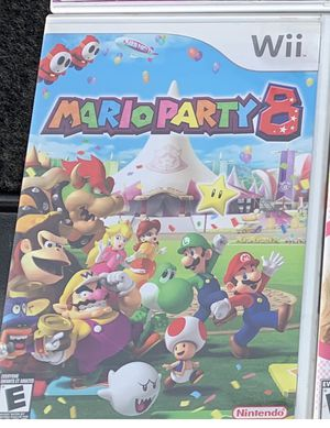 Mario party 8 wii game for Sale in Graham, WA