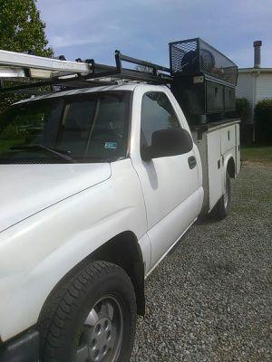 2002 Chevy Silverado 4x4 Automatic for Sale in Prospect, VA