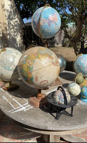 Globes for Sale in Salinas, CA