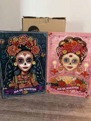 BARBIE DÍA DE LOS MUERTOS 2019 and 2020 for Sale in Chicago, IL