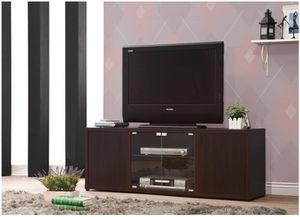 CAPPUCCINO TV STAND for Sale in Hialeah, FL