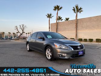 2015 Nissan Altima for Sale in Victorville,  CA