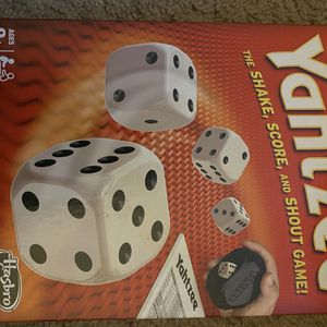 Yahtzee! (Best Board Game IMO) for Sale in Carlsbad, CA