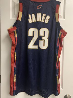 RARE! Adidas Cleveland Cavaliers Lebron James Jersey for Sale in Ronkonkoma, NY