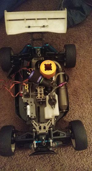 Gas powered rc car for Sale in Parkersburg, WV