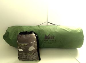 REI CAMP DOME 4 Tent | Sage Green | Sleeps 4 | Great Condition! for Sale in Portland, OR