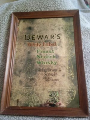 DEWARS Scotch Whisky Picture for Sale in Riverside, CA