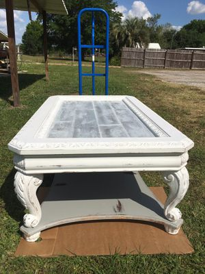 Refurbished Coffee Table for Sale in Bartow, FL