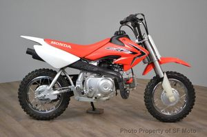 Honda CRF50 kids dirt bike. Great for Christmas for Sale in San Francisco, CA