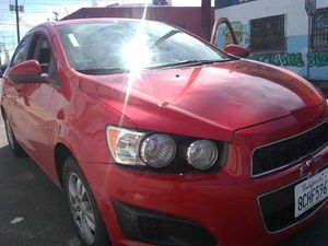 Chevy sonic xlt 2015 for Sale in Huntington Park, CA